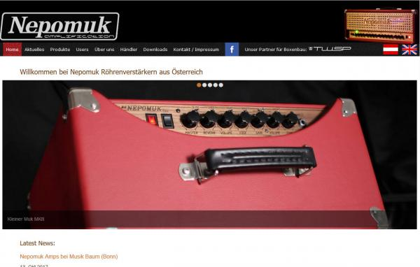 Project Nepomuk Amplification